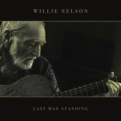 Willie Nelson Cover Art