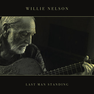 Willie Nelson Announces Powerhouse Studio album of 11 Newly-Penned Songs on Latest Album, Last Man Standing