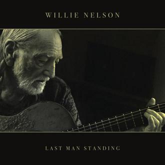 Willie Nelson Cover Art