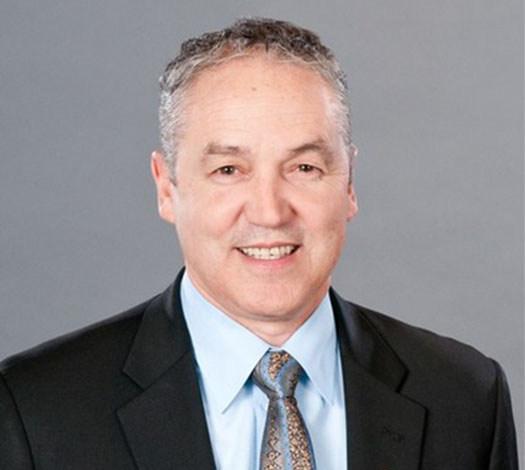Robert Sinclair, new president of CIMBC (CNW Group/CIMBC)