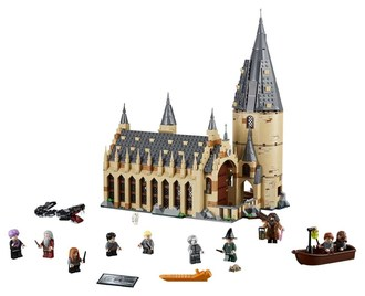 LEGO® Sets From The Wizarding World™ To Launch In 2018