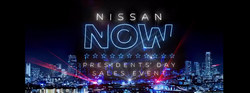 The Nissan Now Sales Event runs until February 28, 2018 and includes a wide variety of 2017 and 2018 models, including the Rogue and Altima.