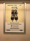 Advertisement seen in a TTC Subway in Toronto. (CNW Group/Skate To Great Program)
