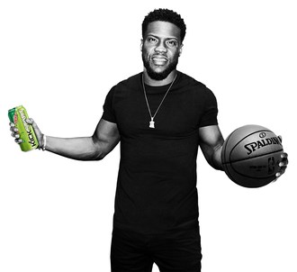 MTN DEW® KICKSTART™ Introduces Kevin Hart As The New Face Of The Brand And Launches 'Closer Than Courtside' Campaign