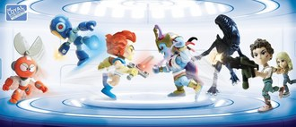 THE LOYAL SUBJECTS ACTION VINYLS COLLECTIBLE FIGURES TAKEOVER NEW YORK AT ANNUAL TOY FAIR