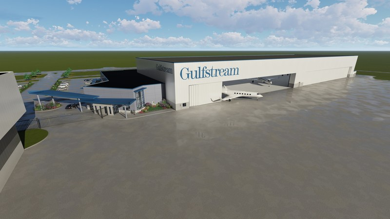 Gulfstream Aerospace Corp. today announced its plans to construct a new service center at Wisconsin's Appleton International Airport to support its growing customer fleet. This additional Gulfstream Appleton facility, which will complement the existing hangar and office space, is expected to begin operations in the second quarter of 2019 and create approximately 200 jobs.