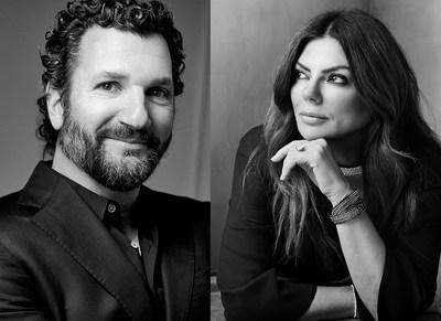 Anthony Mantella and Natasha Koifman, Co-Founders of AN8 (CNW Group/AN8 Inc.)