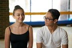 Devyn Nekoda and Colin Petierre star in Backstage (CNW Group/Family Channel)
