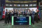 Harvest ETFs Opens the Market (CNW Group/TMX Group Limited)