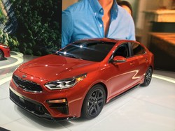 The 2019 Kia Forte can be reserved now from Friendly Kia in New Port Richey, Florida