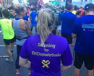 The Endometriosis Foundation of America Joins 2018 Berlin Marathon