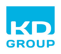 KD Group logo.
