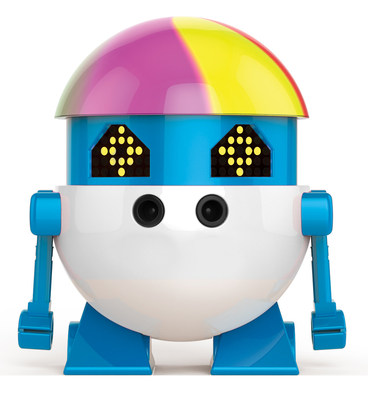 Meet Your Weird New Robot Friend KD Interactive Introduces My Loopy, a Social Robot That Teaches Early STEM Concepts
