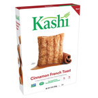 Kashi® Releases New Cinnamon French Toast Certified Transitional Cereal