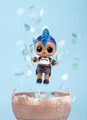 MGA Entertainment Celebrates Toy of the Year Award with a Slew of New L.O.L. Surprise! Dolls, Debuts First L.O.L. Surprise! Boys