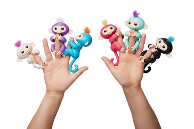 WowWee' Wins Coveted Toy of the Year Award for Fingerlings