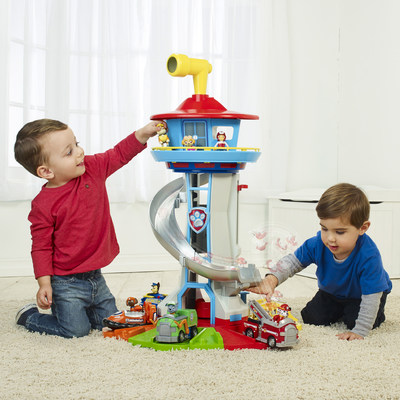 Preschool Toy of the Year – PAW Patrol My Size Lookout Tower (CNW Group/Spin Master)