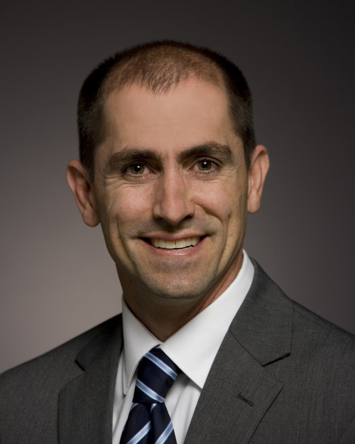 Tony Fassino has been named vice president of Caterpillar's Building Construction Products Division effective March 1, 2018. (PRNewsfoto/Caterpillar Inc.)