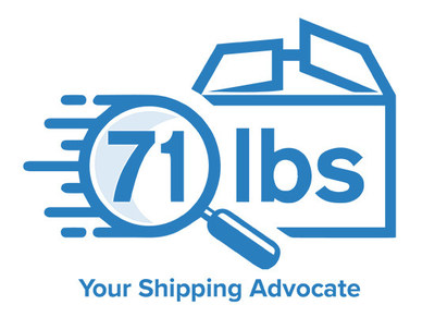71lbs is your company's shipping advocate