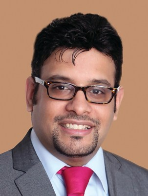 Dr. Mohammed Sohaib Mustafa, Consultant Ophthalmic Surgeon, Specialist in Glaucoma and Cataract Surgery, Moorfields Eye Hospital Dubai (PRNewsfoto/Moorfields Eye Hospital Dubai)