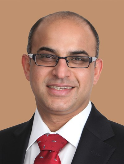 Dr. Avinash Gurbaxani, Consultant Ophthalmic Surgeon in Uveitis and Medical Retinal Diseases and Cataract Surgery, Moorfields Eye Hospital Dubai (PRNewsfoto/Moorfields Eye Hospital Dubai)