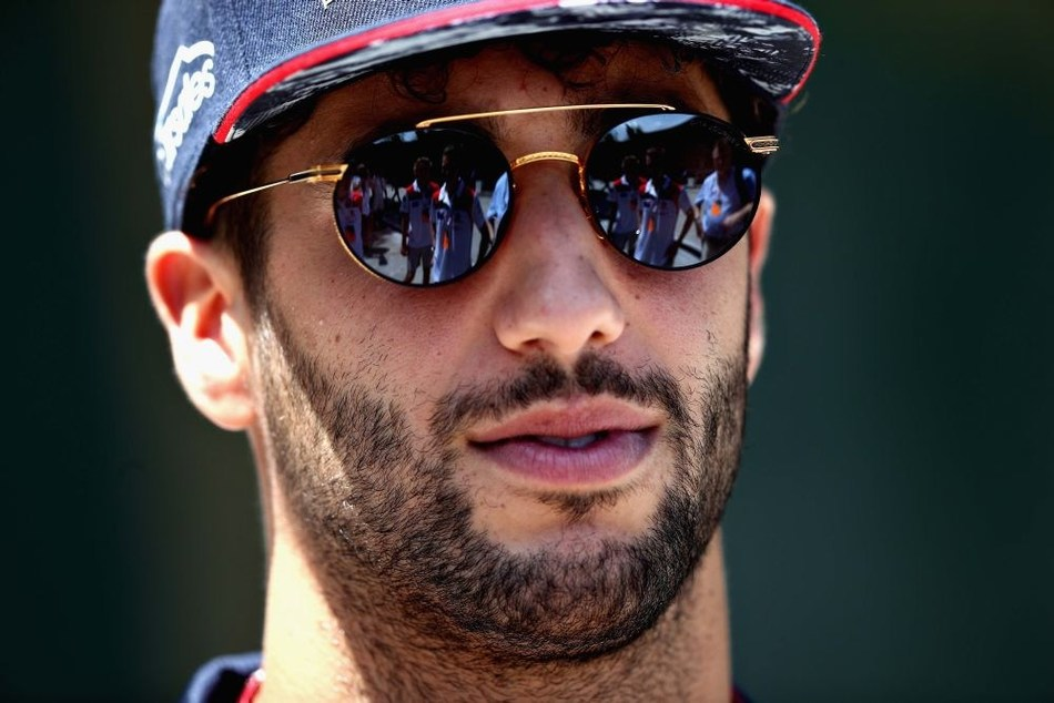 Daniel Ricciardo in DITA Journey