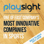 Fast Company Names PlaySight One of the Most Innovative Companies in Sports for 2018