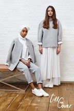Contemporary Modest Fashion Brand till we cover Launched at London Modest Fashion Week