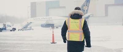 Pour aider à contrer la pénurie de main-d'oeuvre, Nolinor Aviation lance un nouveau programme de formation sans frais, Devenir pilote! (Groupe CNW/Nolinor Aviation)