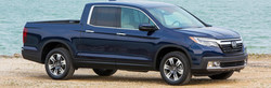 Ridgeline Information Pages Offered at Howdy Honda