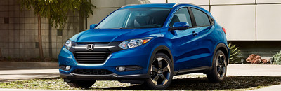 Learn more about the different trim levels available for the 2018 Honda HR-V on the Continental Honda website.