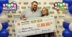 Lucky Bingo Millions Player Hits Million Dollar Jackpot On His Birthday!