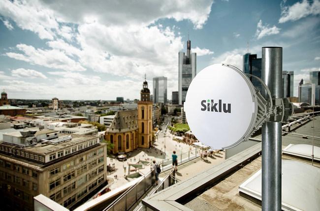 Siklu Announces New 10 Gigabit Full Duplex Wireless Radios (PRNewsfoto/Siklu)
