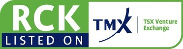 "Rock Tech Lithium trades on the TSX Venture Exchange under the symbol ""RCK"" (CNW Group/Rock Tech Lithium Inc.)"