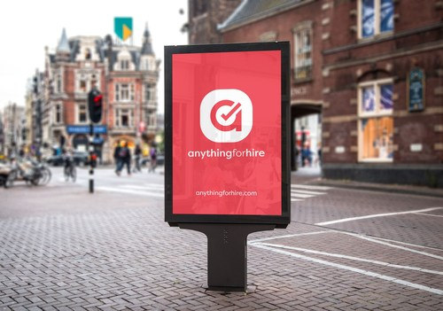 New Tech Firm 'Anything for Hire' Launches in the UK Hire Market (PRNewsfoto/Anything for Hire)