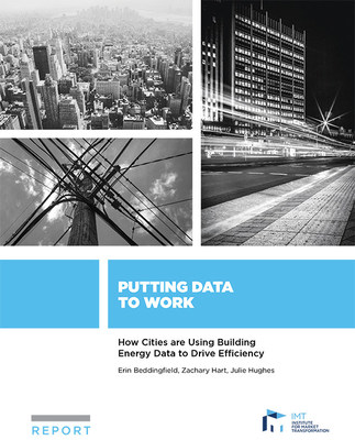 The Putting Data to Work toolkit from the Institute for Market Transformation examines pioneering efforts in Washington, D.C. and New York City to enable other cities and energy efficiency providers to replicate their success in maximizing energy and greenhouse gas emissions savings across the country.