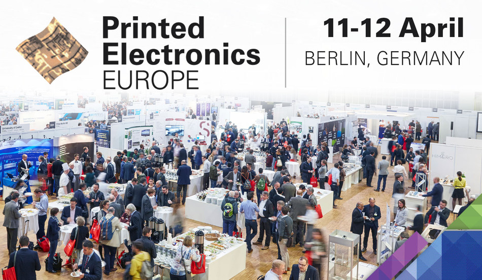 Printed Electronics Europe: Where Suppliers Meet End Users (PRNewsfoto/IDTechEx - Printed Electronics)
