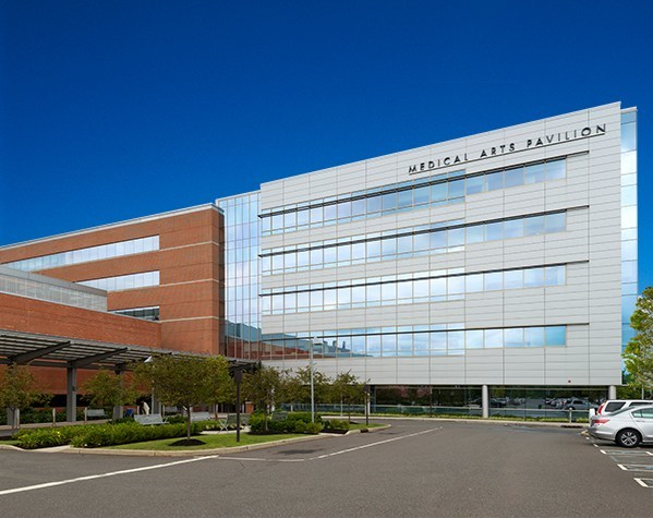 The Princeton Medical Arts Pavilion in Plainsboro, New Jersey.