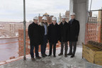 Lightstone Announces Topping Out Of 40 East End Ave Residences