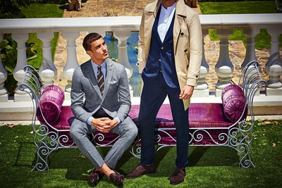 Suitsupply SS18 Find Your Own Perfect Fit