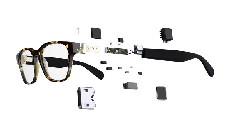 Level™ smart glasses feature activity-tracking technology seamlessly embedded in the temple of an optical frame produced by eye care and eyewear leader, VSP Global®.