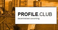 Profile.club logo (CNW Group/The Profile Coworking Club)