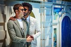 Campanha SS18 da Suitsupply celebra o amor gay em sua plataforma global