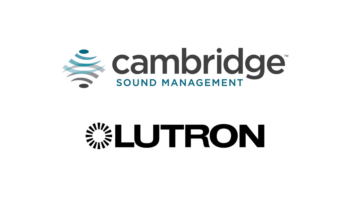 Image result for Lutron Cambridge Sound Management