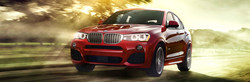 The redesigned 2019 BMW X4 will be available at Pacific BMW, which is located at 800 S. Brand Boulevard in Glendale, California.