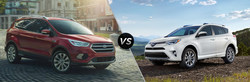Comparisons, like the one posted on the O.C. Welch Ford website about the 2018 Ford Escape vs the 2018 Toyota RAV4, can be incredibly helpful to drivers looking for a new car.