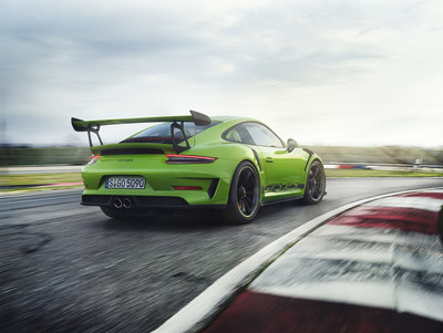 Porsche Showcases the 2019 911 GT3 RS