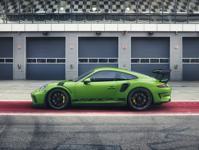 Porsche reveals new GT3 RS (+ SA pricing)