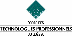 Logo : Ordre des technologues professionnels du Québec (Groupe CNW/Ordre des technologues professionnels du Québec)