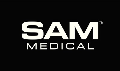 For over 30 years, SAM Medical has a developed and manufactured innovative medical products used for military, law enforcement, emergency, wilderness and sports medicine, and pre-hospital care around the world. A resounding favorite of medical professionals, SAM Medical's lineup of products is engineered to preserve life. Innovations include SAM XT Extremity Tourniquet, SAM Splint, SAM Chest Seal, SAM Junctional Tourniquet, SAM Pelvic Sling, ChitoSAM, and SAM Soft Shell Splint. For more informat (PRNewsfoto/SAM Medical)
